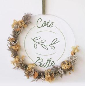 Logo Côté Bulle