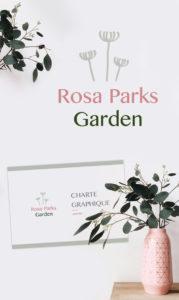 Projet Rosa Parks Garden - logo